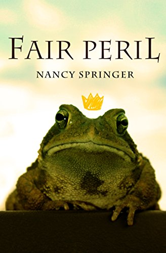 fair peril by nancy springer