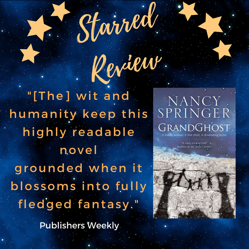 starred review for grandghost